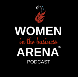 women in the business arena podcast